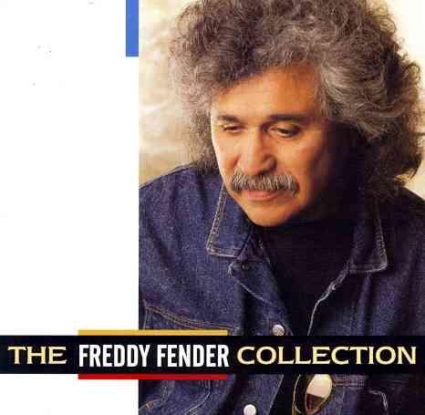 FREDDY FENDER COLLECTION BY FENDER,FREDDY (CD)